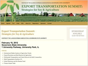 Export Transportation Summit
