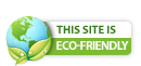 Our website is eco-freindly