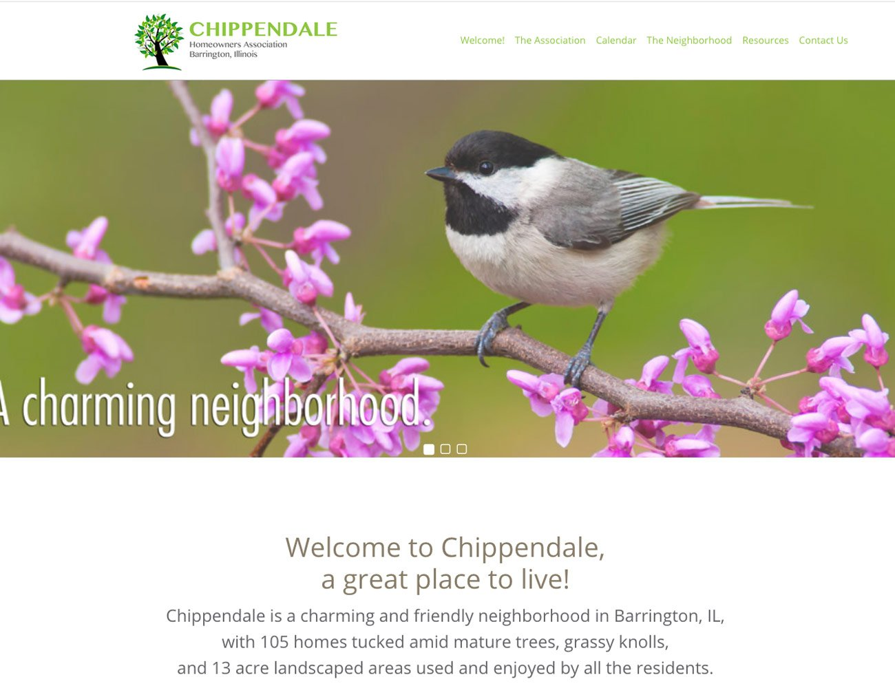 Chippendale-Homeowners-Association