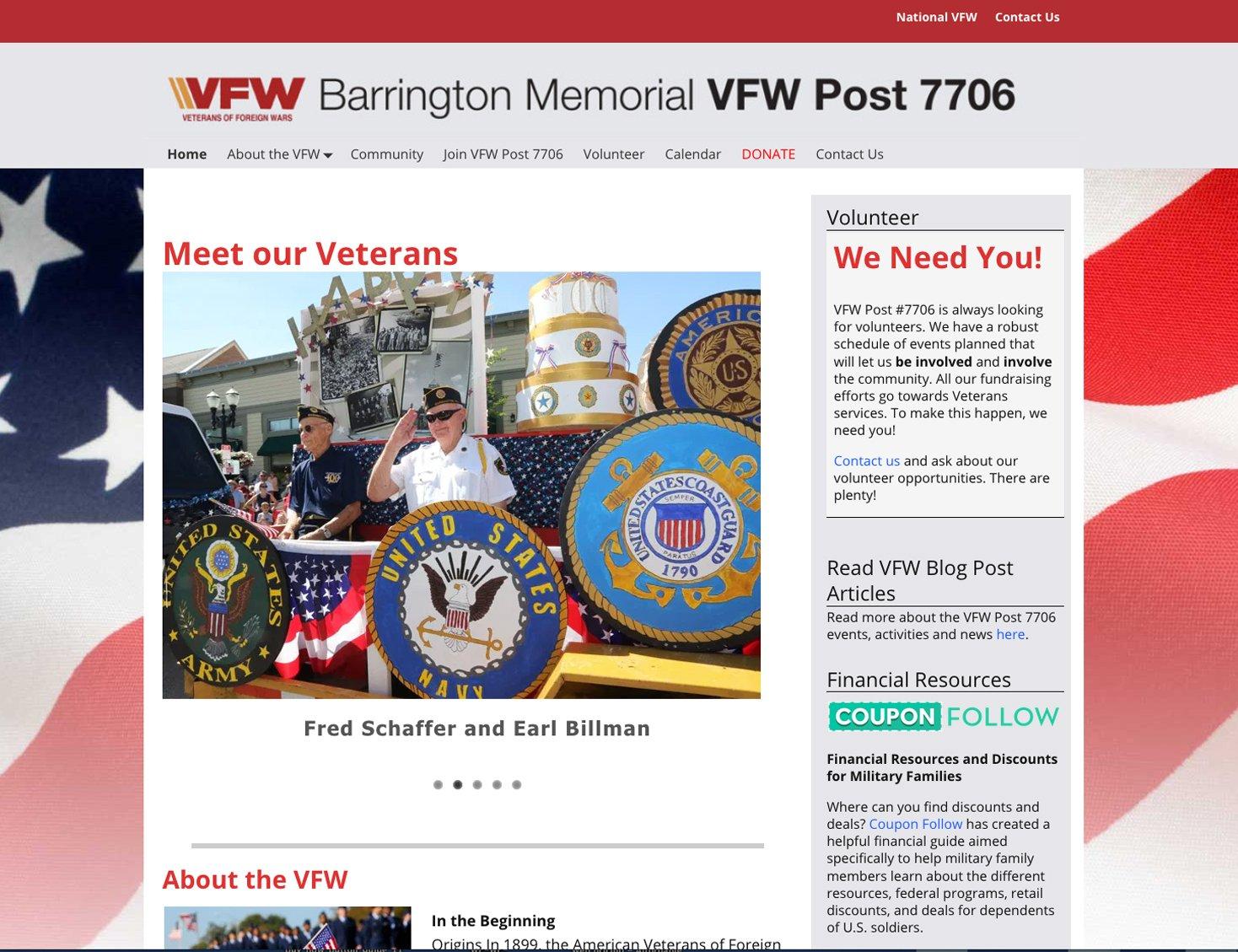 VFW Post 7706